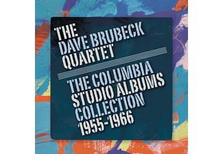 The Dave Brubeck Quartet - The Columbia Studio Albums Collection 1955-1966 - (CD)