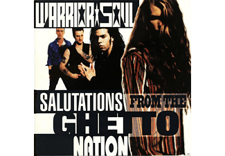 Warrior Soul - Salutations From The Ghetto Nation - (CD)