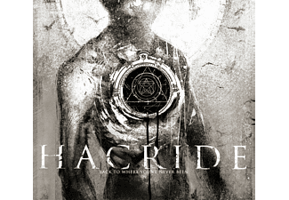 Hacride - Back To Where You.Ve Never Been [CD]