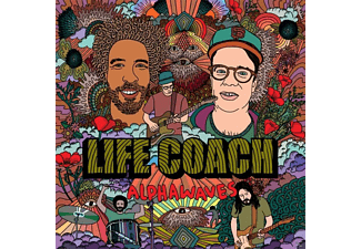 Life Coach - Alphawaves [CD]