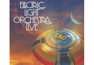 Electric Light Orchestra - Live (Ltd.Ecolbook) [CD]