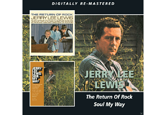 Jerry Lee Lewis - Return Of Rock / Soul My Way [CD]