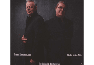 Tommy Emmanuel, Martin Taylor - The Colonel & The Governor - (CD)