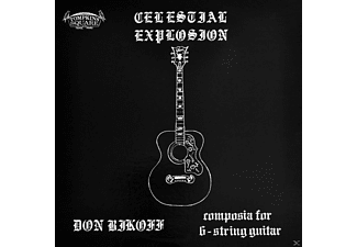 Don Bikoff - Celestial Explosion - (CD)