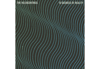 The Heliocentrics - 13 Degrees Of Reality - (CD)