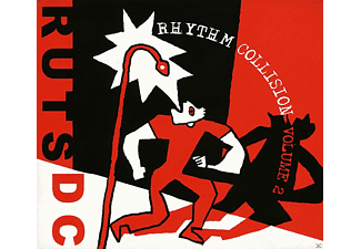 Ruts Dc - Rhythm Collision 2 - (CD)