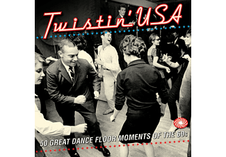 VARIOUS - Twistin' Usa [CD]