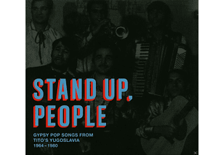 VARIOUS - Stand Up People - (CD)