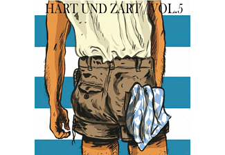 VARIOUS - Hart & Zart Vol.5 - (CD)