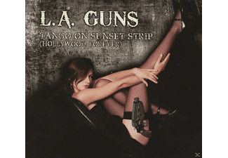 L.A. Guns - Tango On Sunset Strip (Hollywood Forever) [CD]