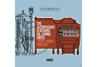 The Jazzinvaders, Dr. Lonnie Smith - That's What You Say! - (CD)