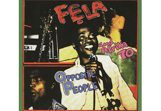 Fela Kuti - Opposite People / Sorrow Tears & Blood - (CD)