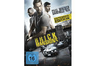 Brick Mansions (Extended Edition) - (DVD)