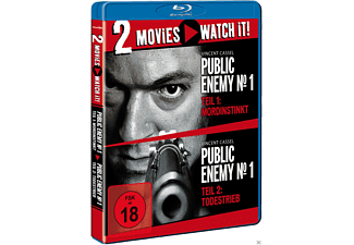 Public Enemy No.1 - Mordinstinkt & Todestrieb - Double Feature - (Blu-ray)