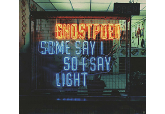 Ghostpoet - You Say I So I Say Light - (CD)