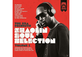 VARIOUS - Shaolin Soul Selection - (CD)