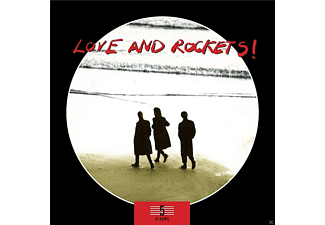 Love and Rockets - 5 Albums Box Set - (CD)