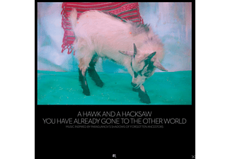 A Hawk And A Hacksaw - You Have Already Gone To The Other World [CD]