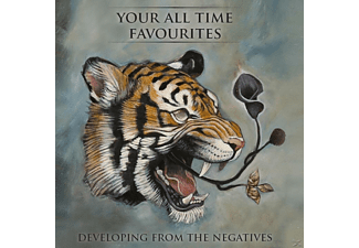 Your All Time Favourites - Developing From The Negatives - (CD)