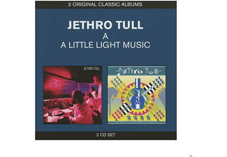 Jethro Tull - Classic Albums: A/A Little Light Music [CD]