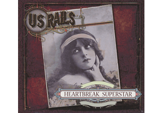 Us Rails - Heartbreak Superstar - (CD)