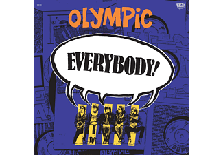 Olympic - Everybody! - (CD)