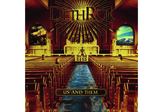 Dethrok - Us & Them [CD]