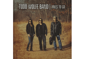 The Todd Wolfe Band - Miles To Go - (CD)
