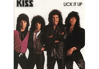 Kiss - Lick It Up (Ltd.Back To Black Vinyl) [Vinyl]
