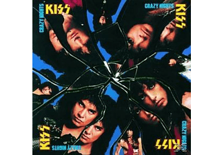 Kiss - Crazy Nights (Ltd.Back To Black) [Vinyl]