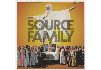 Father Yod And The Source Family - The Source Family (Ost) - (CD)