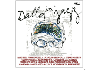 VARIOUS - Dalla In Jazz - (CD)