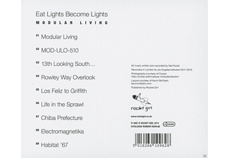 Eat Lights Become Lights - Modular Living - (CD)
