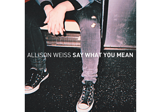 Alisson Weiss - Say What You Mean - (CD)