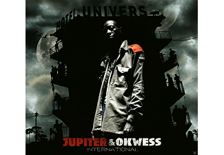 Jupiter & Okwess International - Hotel Univers - (CD)