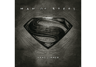 - Man Of Steel (Deluxe Edition) - (CD)