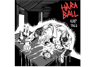 Haraball - Sleep Tall - (CD)