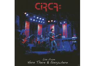 Circa - Live From Here There & Everywhere [CD]