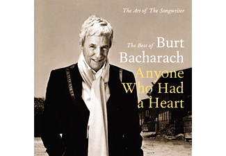 Burt Bacharach - Anyone Who Had A Heart-The Art Of (Best Of) - (CD)