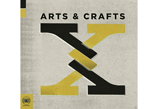 VARIOUS - Arts & Crafts: X - (Vinyl)