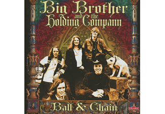 Big Brother & the Holding Company - Ball & Chain - (CD)