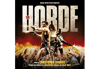 Christopher Lennertz - The Horde [CD]