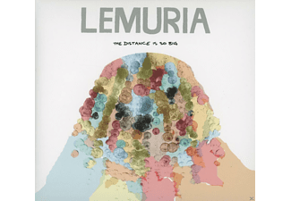 Lemuria - The Distance Is So Big - (CD)