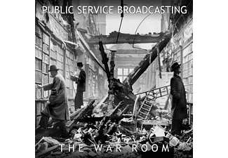 Public Service Broadcasting - The War Room - (CD)