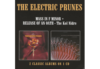 The Electric Prunes - Mass In F Minor / Release Of An Oath - (CD)