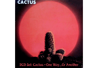 Cactus - Cactus / One Way...Or Another [CD]