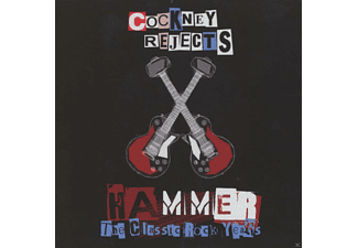 Cockney Rejects - Hammer-The Classic Rock Years - (CD)
