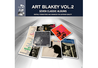 Art Blakey - 7 Classic Albums Vol. 2 - (CD)