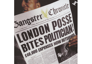 London Posse - Gangster Chronicles (The Def Collection) [CD]