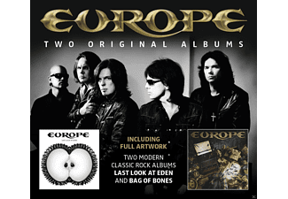 Europe - Last Look At Eden / Bag Of Bones (Boxset) [CD]